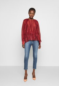 Citizens of Humanity - ROCKET CROP MID RISE SKINNY - Jeans Skinny Fit - story - 1