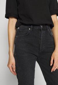Citizens of Humanity - CHARLOTTE HIGH RISE - Straight leg jeans - obli - 5