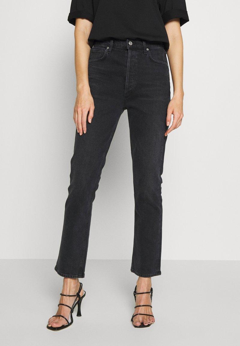 Citizens of Humanity - CHARLOTTE HIGH RISE - Straight leg jeans - obli