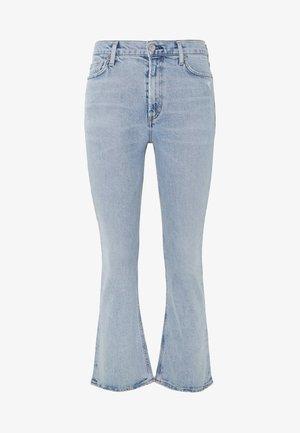 DEMY CROPPED  - Široké džíny - igne