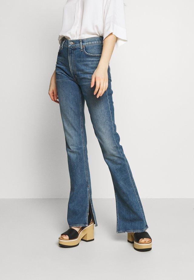 GEORGIA HIGH RISE BOOTCUT - Jeans Bootcut - heist