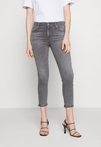 Citizens of Humanity - ROCKET CROP MID RISE - Jeans Skinny Fit - tance - 0