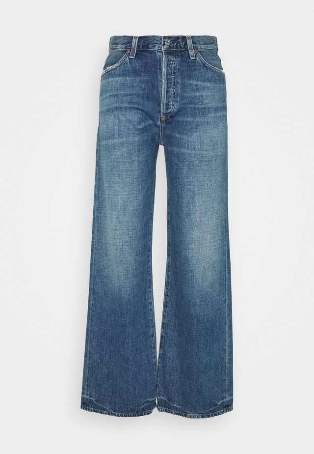 FLAVIE - Jeans straight leg - truth