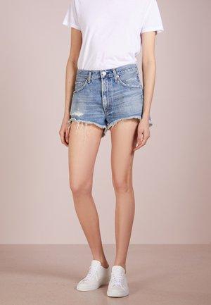 DANIELLE CUTOUT  - Short en jean - mandrake