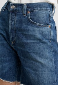 Citizens of Humanity - BAILEY  - Shorts di jeans - blue rose - 3
