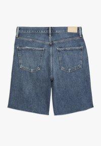 Citizens of Humanity - CLAUDETTE CITY  - Denim shorts - blue denim - 1