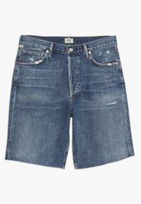 Citizens of Humanity - CLAUDETTE CITY  - Denim shorts - blue denim - 0
