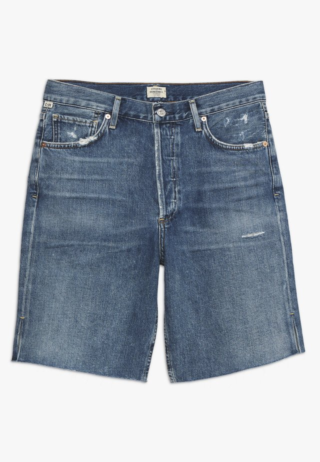 CLAUDETTE CITY  - Short en jean - blue denim