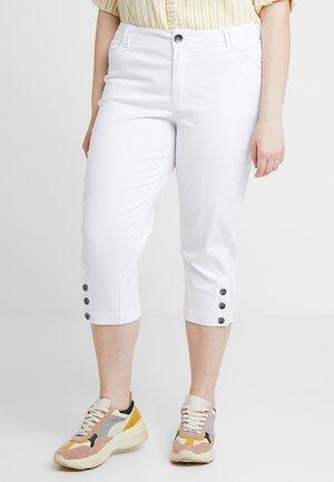 CAPRI - Shorts - white
