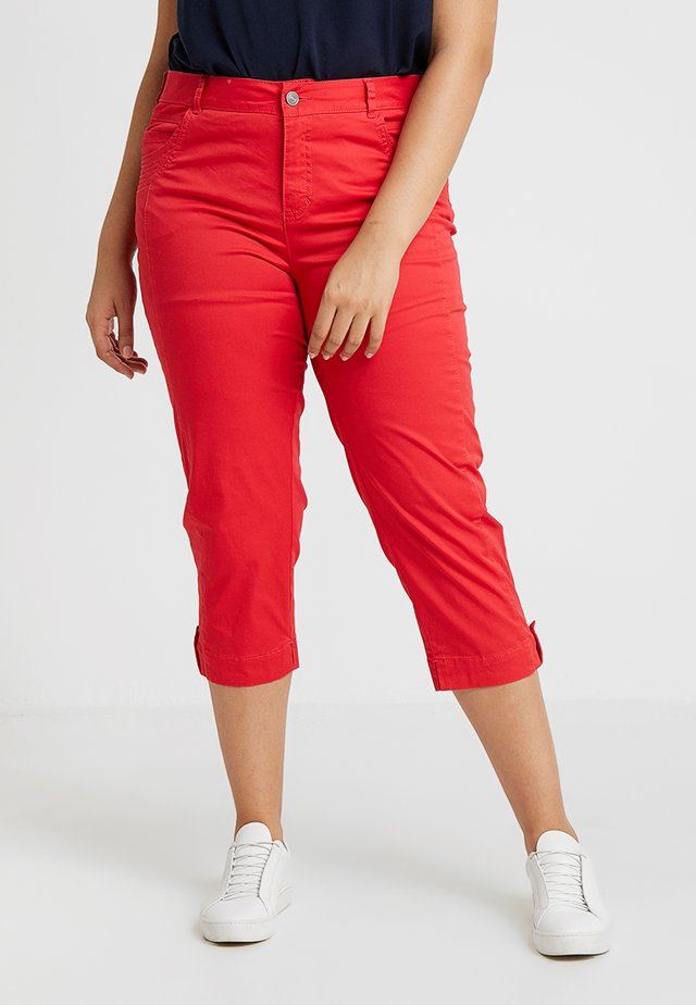 Trousers - hibiscus