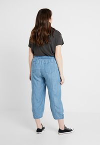 Ciso - LOOSE PANT - Pantaloni - sunbleached denim - 2