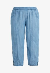 Ciso - LOOSE PANT - Pantaloni - sunbleached denim - 3