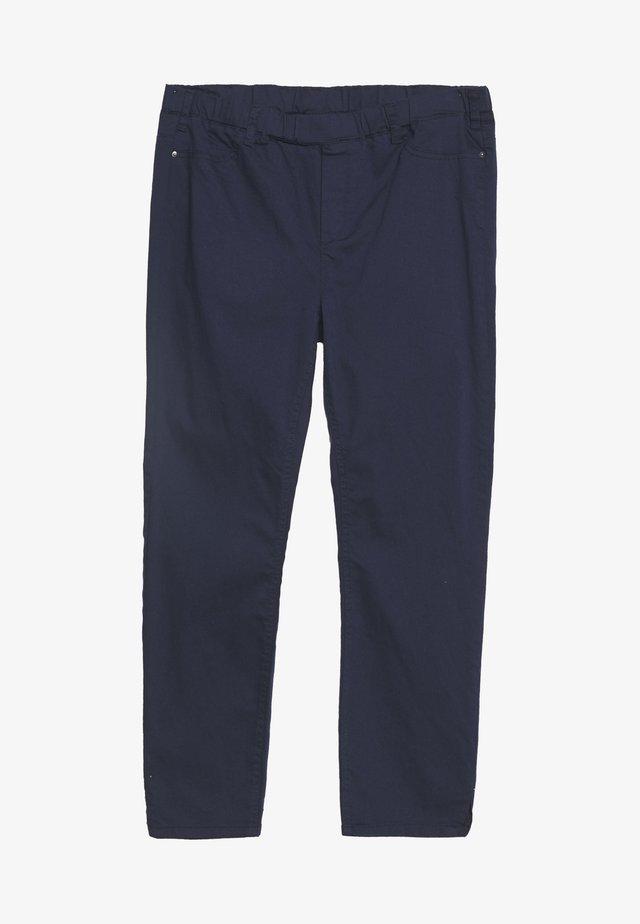 7/8 LENGTH PANT - Stoffhose - navy