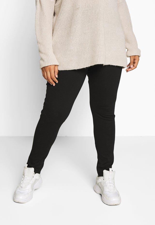 PANT - Leggingsit - black