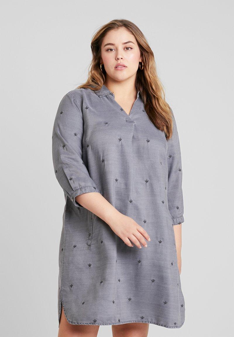 Ciso - Denim dress − marl