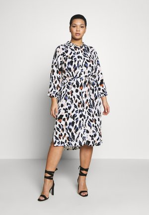 DRESS - Shirt dress - bijou blue