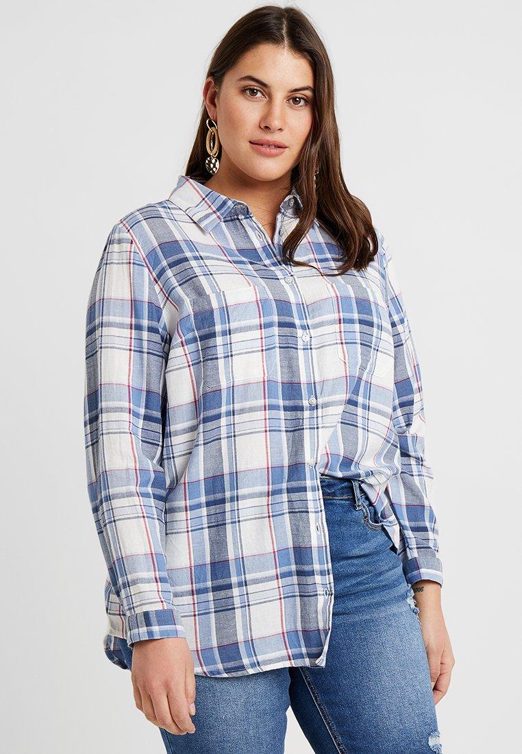 Ciso - Camisa - light blue