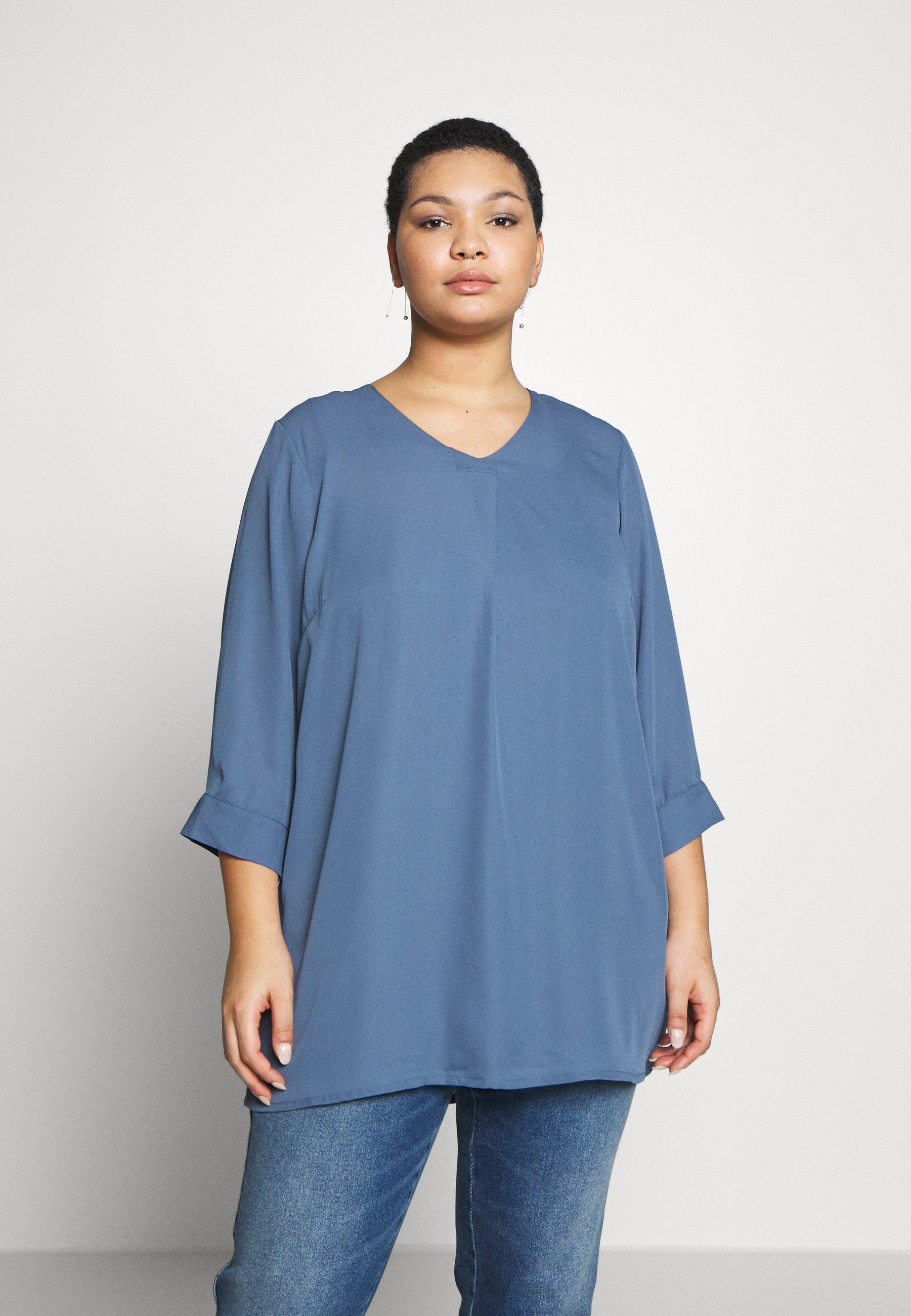 Ciso Bluser - bijou blue