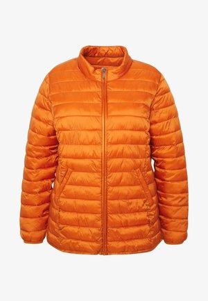 PADDED - Lehká bunda - jaffa orange