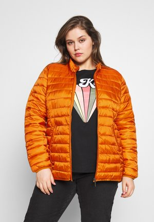PADDED - Light jacket - jaffa orange