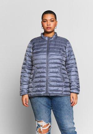 PADDED - Light jacket - graniteblue