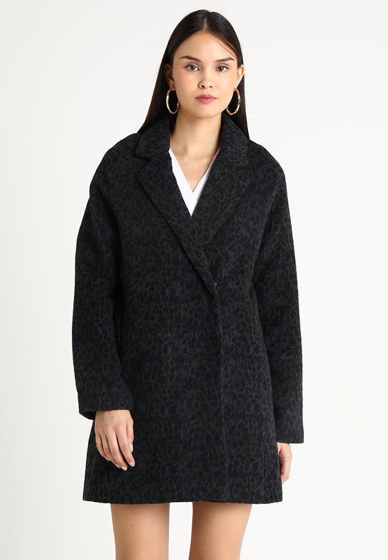 Circle of Trust - SEVEN COAT - Short coat - dark grey