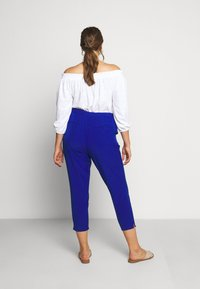City Chic - PANT ELECTRIC FEELS - Bukse - electric blue - 2