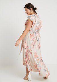 City Chic - FLORAL PRINTED WRAP DRESS - Maxi šaty - sweet delilah - 2
