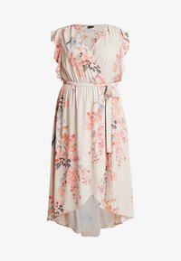 City Chic - FLORAL PRINTED WRAP DRESS - Maxi šaty - sweet delilah - 4