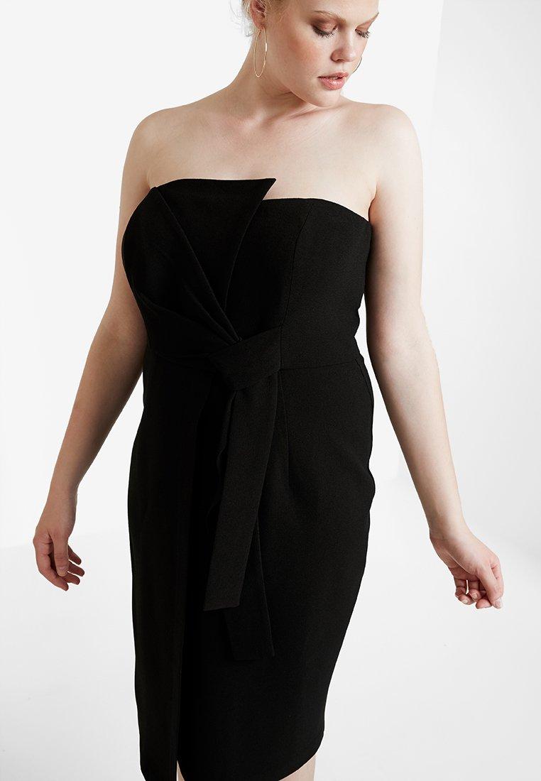 De Dress Chic Exclusive Soirée OrigamiRobe Black City jqL35SARc4