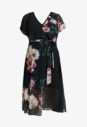 EXCLUSIVE DRESS DEMASK - Vestido de cóctel - multi-coloured