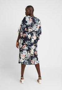 City Chic - EXCLUSIVE DRESS SEDUCTION - Robe d'été - multi-coloured - 3