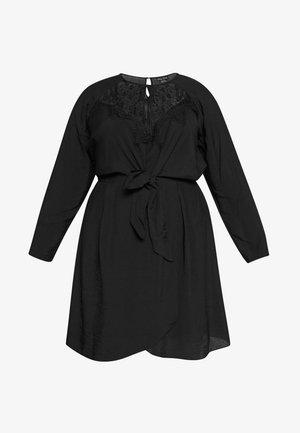 DRESS CHARM - Kjole - black