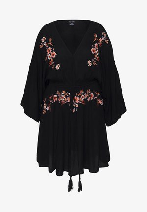 SEVILLE - Denní šaty - black