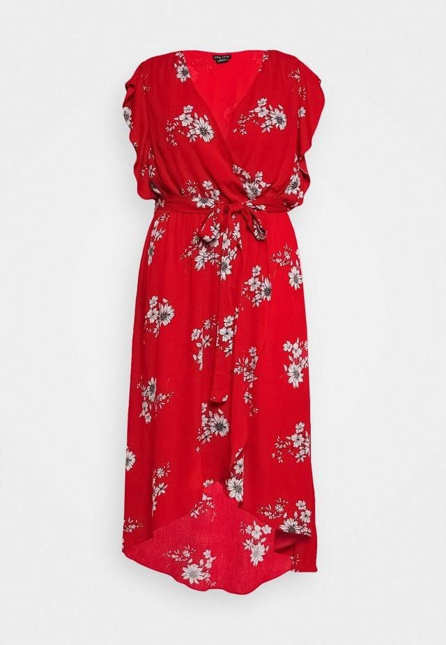MAXI LOVE FLORAL - Denní šaty - love