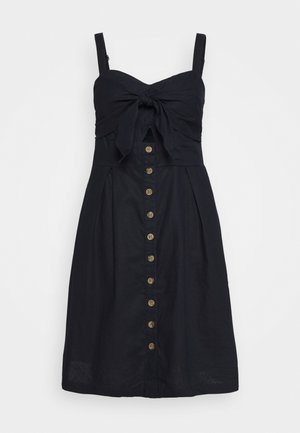 DRESS SWEETLY TIED - Day dress - navy
