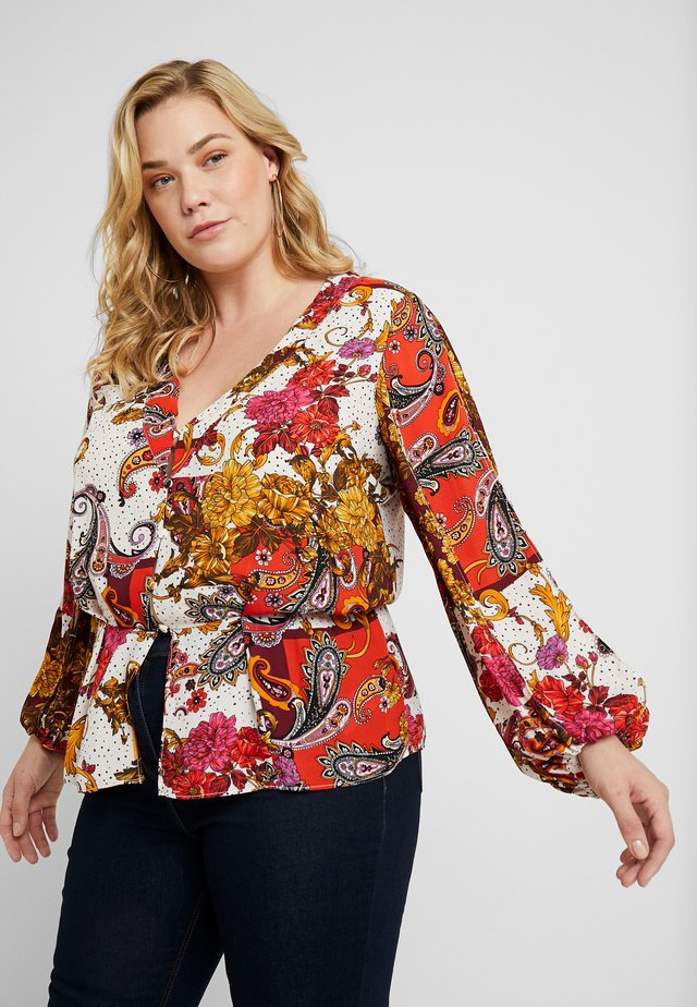 EXCLUSIVE OPULENCE - Bluse - multicolor