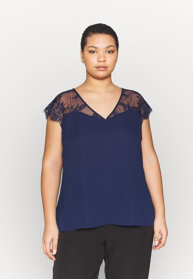 GUEST - Blouse - navy