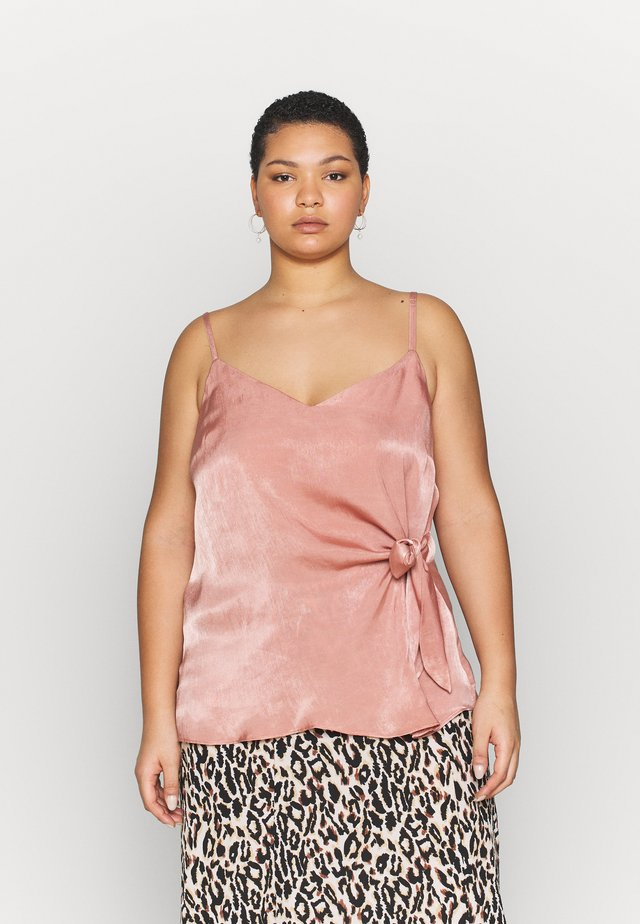 CAMI ILLUSIVE - Top - soft apricot