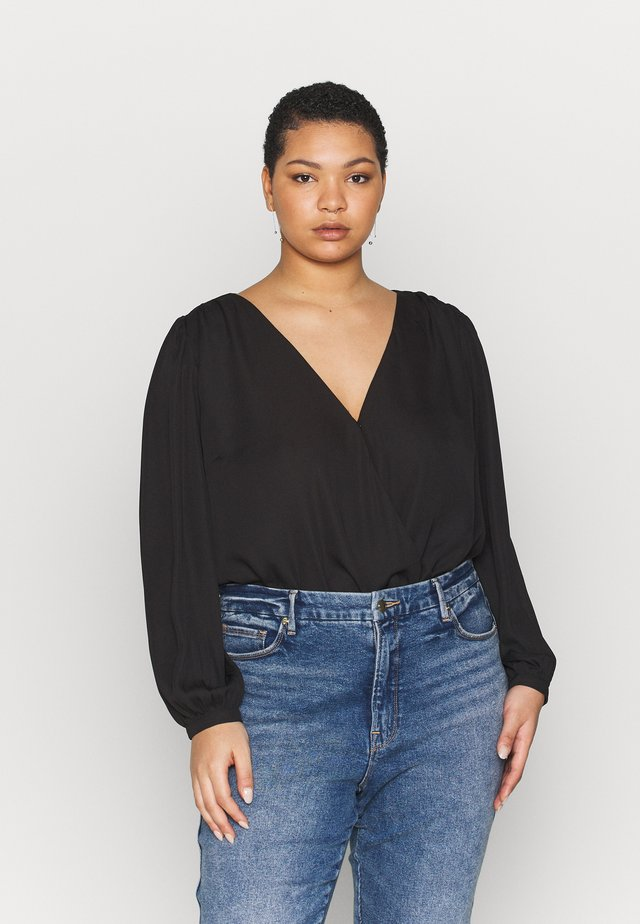 BODYSUIT SECRET - Blouse - black