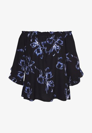 HIROTO  - Blouse - dark blue