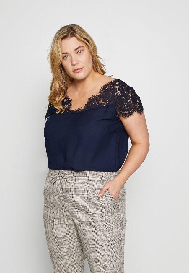 TOUCH - Blouse - navy