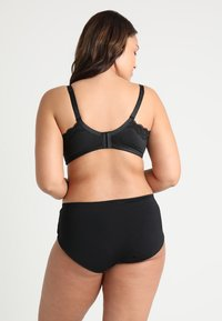 City Chic - FIFI BRA - Beugel BH - black/latte - 2