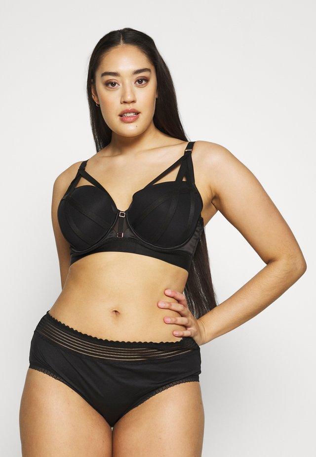 ONYX BRA - Underwired bra - black