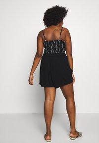 City Chic - SUMMER FUN - Shorts - black - 2
