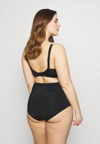 City Chic - MESSINIA BRIEF - Bikinibroekje - black - 2