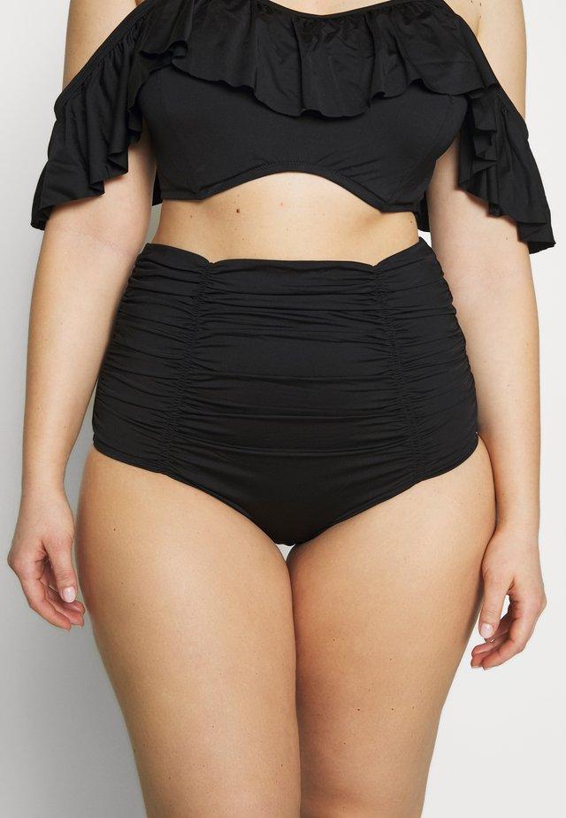 RHODES BIREF - Bikiniunderdel - black