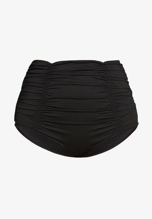 RHODES BIREF - Bikini bottoms - black