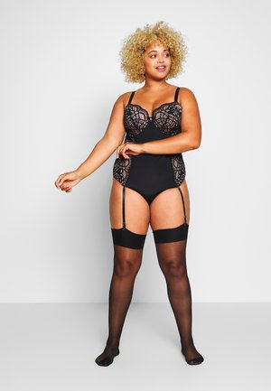 ANDREA BODYSUIT - Body / Bodystockings - black