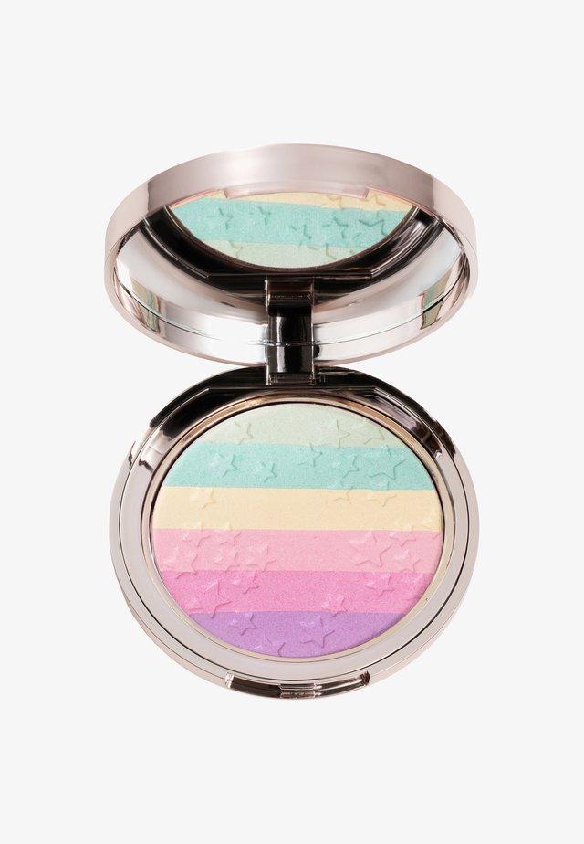 POWDER HIGHLIGHTER - Highlighter - rainbow highlighter